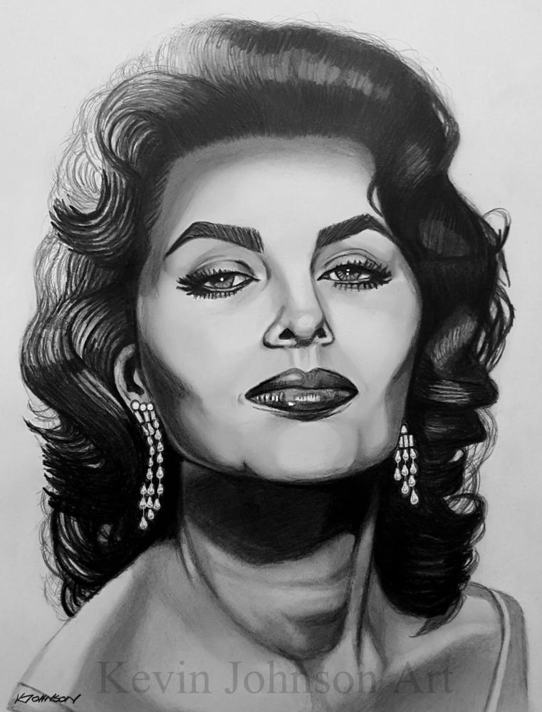 Sophia Loren por CAPP